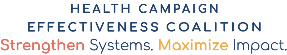 Health Campaign Effectiveness Coalition Logo