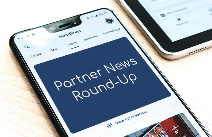 Partner News Round Up